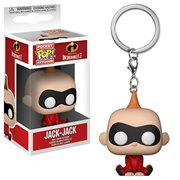 Incredibles 2 Jack-Jack Pocket Pop! Key Chain