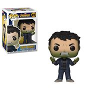 Avengers: Infinity War Banner with Hulk Head Pop! Vinyl Figure #419