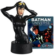 Batman Universe Catwoman Bust with Collector Magazine #5