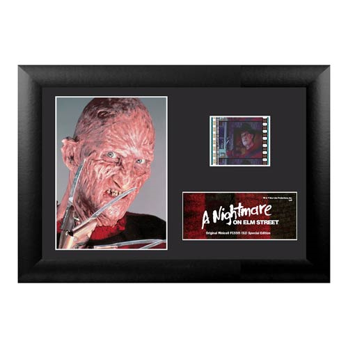 Nightmare on Elm Street Freddy Face Series 2 Mini Cell