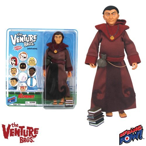 The Venture Bros. The Alchemist 8-Inch Action Figure