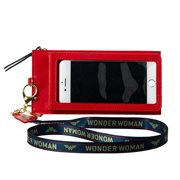 Wonder Woman Phone Sleeve With Lanyard