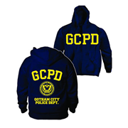 Batman Gotham City Police Department Cadet Zip-Up Hoodie