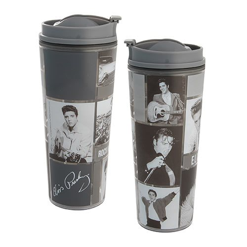 Elvis Presley 16 oz. Acrylic Travel Tumbler