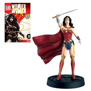 Wonder Woman Mythologies Statue with Magazine #5
