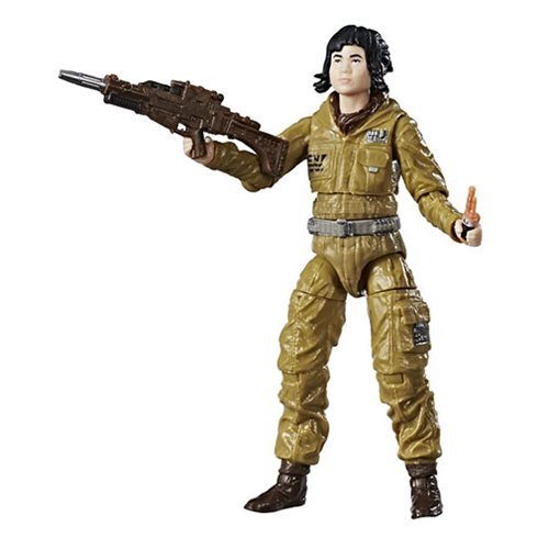 Star Wars The Black Series Resistance Tech Rose 3 3/4-Inch Action Figure Case of 12