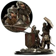 The Hobbit Iron Hill Dwarves 1:6 Scale Statue