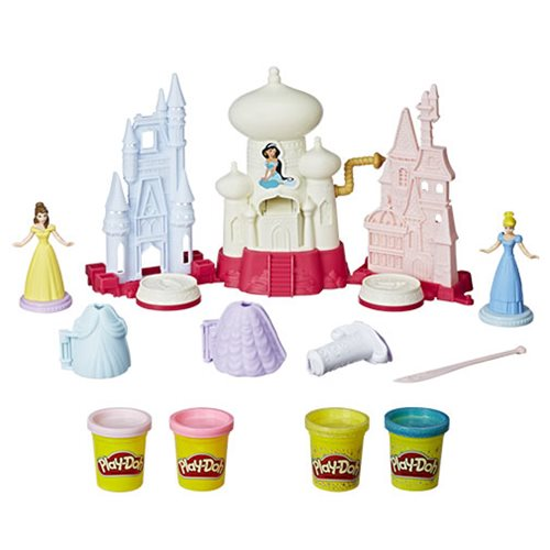 Disney Princess Play-Doh Sparkle Kingdom