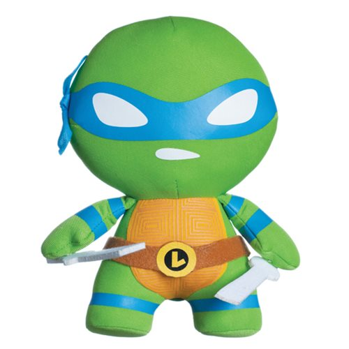 Teenage Mutant Ninja Turtles Leonardo Super-Deformed 6-Inch Plush