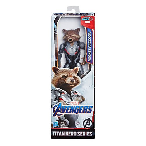 Avengers Endgame Titan Hero Series B Action Figure Wave 2