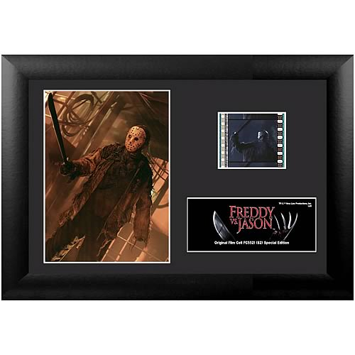 Freddy vs. Jason Series 2 Special Edition Mini Cell