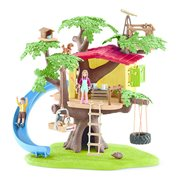Farm World Adventure Tree House Playset