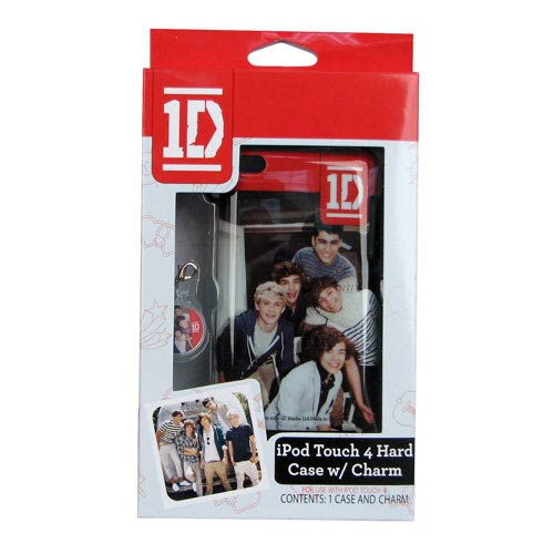 1D Band iTouch iPod Touch Case, Not Mint
