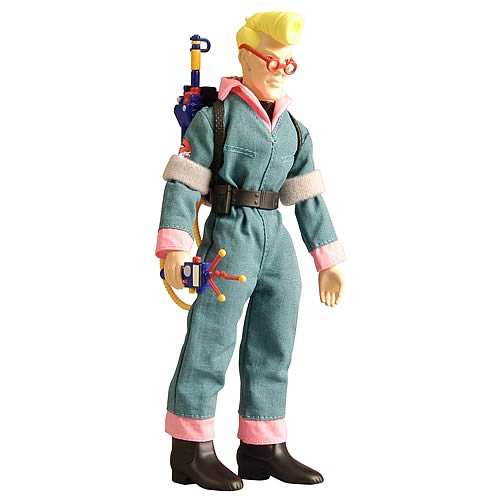 The Real Ghostbusters Retro-Action Egon Spengler Figure
