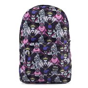 fcbe4f1523f Disney Villains Print Nylon Backpack