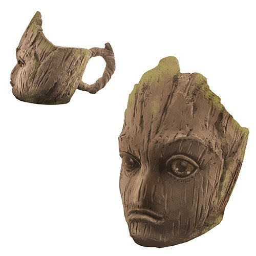 Avengers: Infinity War Groot 20 oz. Sculpted Ceramic Mug
