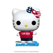 Hello Kitty Team USA Surfing Pop! Vinyl Figure