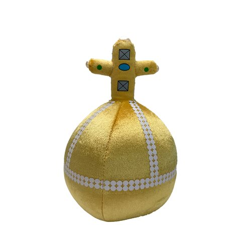 Monty Python and the Holy Grail Talking Holy Hand Grenade Plush