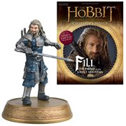 The Hobbit Fili The Dwarf At Lonely Mountain Figure with Collector Magazine #25