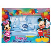 Mickey and Minnie Mouse Celebration Photo Holder