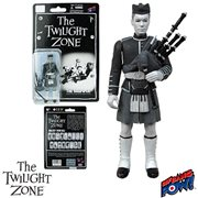 The Twilight Zone Five Characters in Search of an Exit Bagpiper 3 3/4-Inch Action Figure Series 3