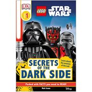 LEGO Star Wars Secrets of the Dark Side DK Readers Level 1 Hardcover Book