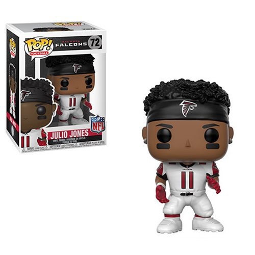NFL Julio Jones Falcons Pop! Vinyl Figure #72