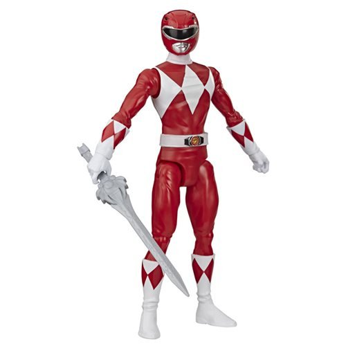Mighty Morphin Power Rangers Red Ranger 12-inch Action Figure