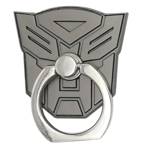 Transformers The Last Knight Autobot Phone Ring Grip and Stand