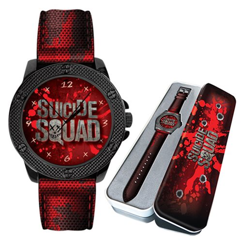 Suicide Squad DC Watch Collection #4