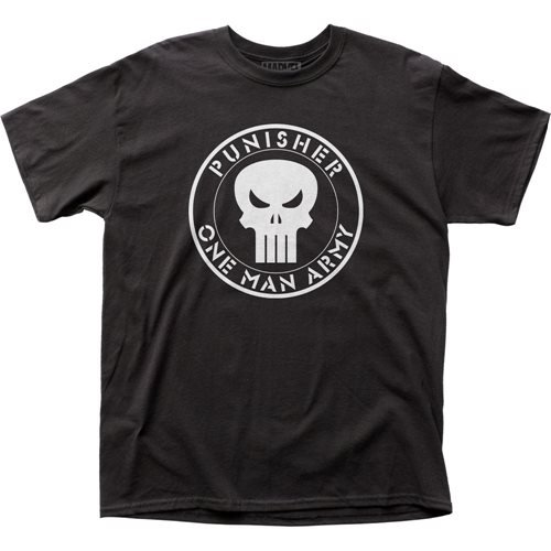 Punisher One Man Army T-Shirt