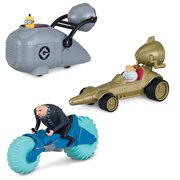 Despicable Me 3 Free-Wheeling Vehicles Case