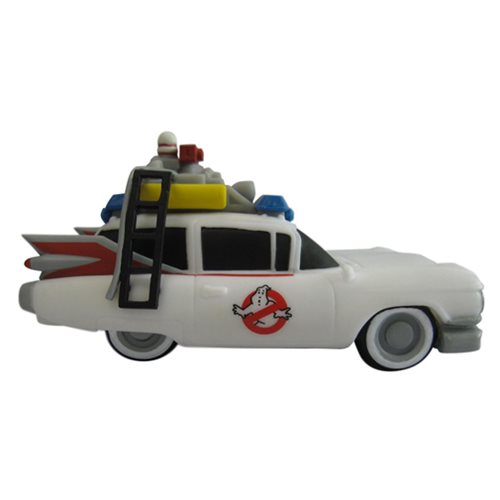 Ghostbusters Titans Ecto-1 4 1/2-Inch Vinyl Vehicle
