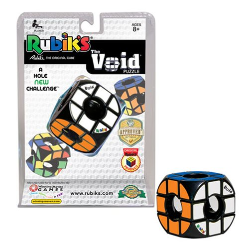 Rubik's The Void Puzzle
