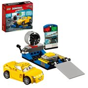 LEGO Juniors Cars 3 10731 Cruz Ramirez Race Simulator