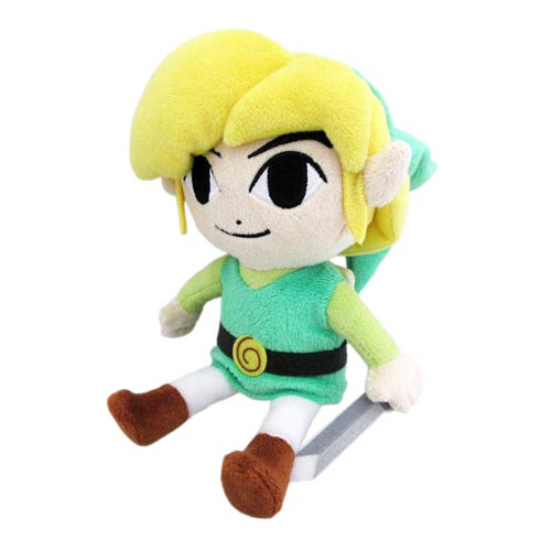 The Legend of Zelda: The Wind Waker Link 12-Inch Plush