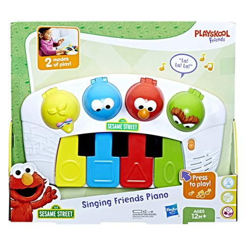 Sesame Street Singing Friends Piano