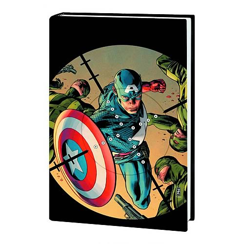Captain America by Ed Brubaker Premiere HC Graphic Novel