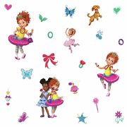Fancy Nancy Peel and Stick Wall Decals
