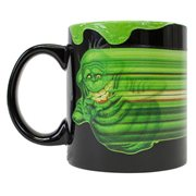 Ghostbusters Slimer Glow-In-The-Dark Coffee Mug
