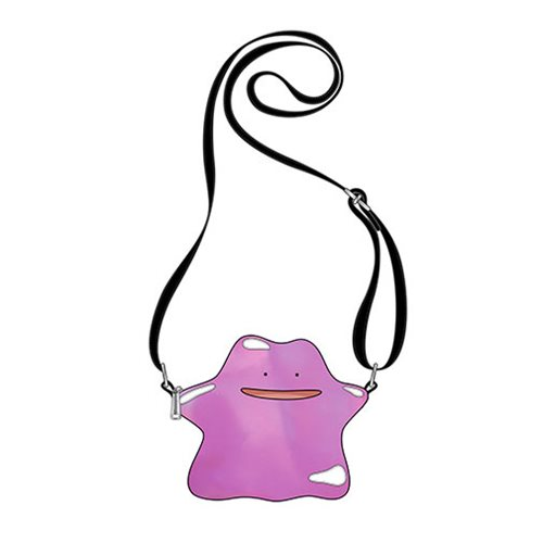 Pokemon Ditto Crossbody Purse