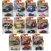 Matchbox Car Collection 2019 Mix 8 Case