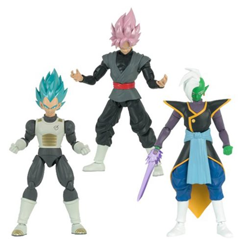 Dragon Ball Stars Action Figure Wave 4 Set