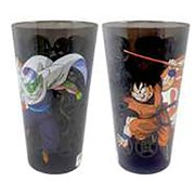 Dragon Ball Z Black Pint Glass