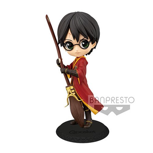 Harry Potter Quidditch Style Standard Version Q Posket Statue