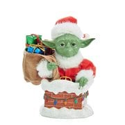Star Wars Yoda in Chimney 5 1/2-Inch Table Piece