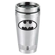 Batman Logo Stainless Steel Tumbler