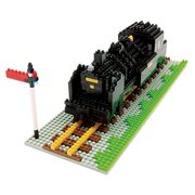 Steam Locomotive Nanoblock Constructible Figure