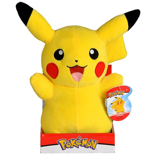 Pokemon Pikachu 12-Inch Plush