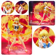 Sailor Moon SuperS Super Sailor Venus SH Figuarts Action Figure